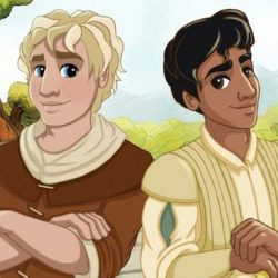 酷新聞:紐西蘭同志童書 王子與農場男孩的愛情故事