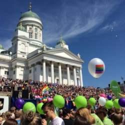 酷新聞:芬蘭反同人士 發起重新表決婚姻平權 結果大打臉