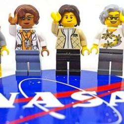 """酷新闻:乐高新系列""""NASA杰出女性"""" 包含女同志太空人"""