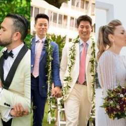 酷影音:同志歌手新MV  放送8组同志婚礼幸福洋溢