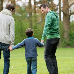 酷新闻:同志伴侣担任寄养家庭22年  让11名孩子感受家庭温暖
