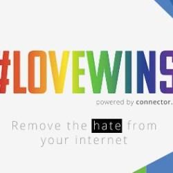 酷新闻:厌倦恐同言论了吗?这个外挂程式帮你换成彩虹骄傲
