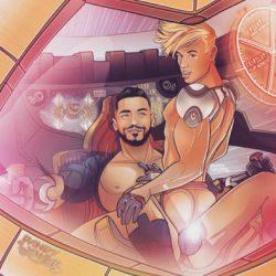 酷影像: 復仇者聯盟需要他們! Gay Power爆棚 同志英雄!
