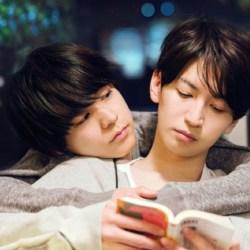 酷新聞:日本同志電影 《窮途鼠的奶酪夢》釋出新視覺