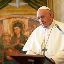 酷新聞:教宗方濟各 首度表態「支持同志民事結合」
