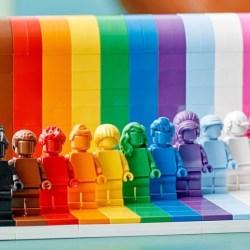 酷新聞:樂高推出旗下首個彩虹套組 網友搶收集