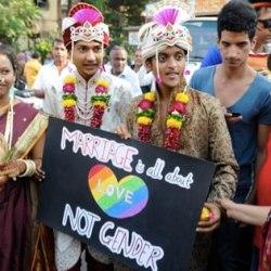 酷新闻:2015印度孟买 同志游行