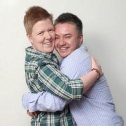 酷新聞:英女同志伴侶 牽手齊變性找回自己