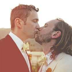 同志婚礼:创意人的复古唯美婚礼 Michael & Tim