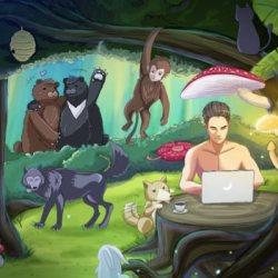 都會叢林:【序】派對動物