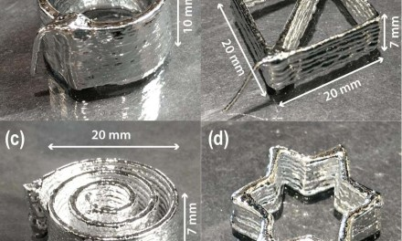 Modified, 3D-printable alloy shows promise for flexible electronics, soft robots