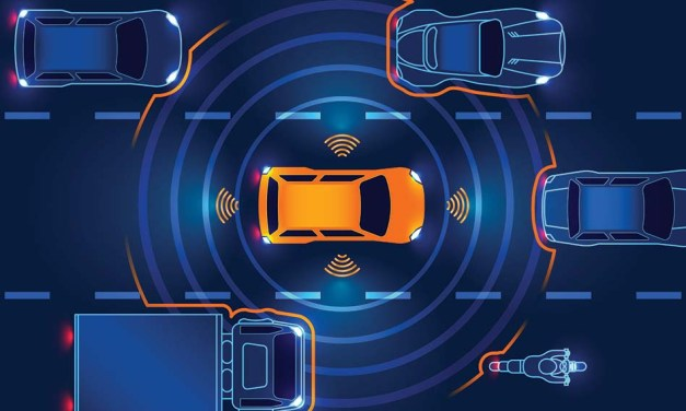 Making driverless cars change lanes more like human drivers do