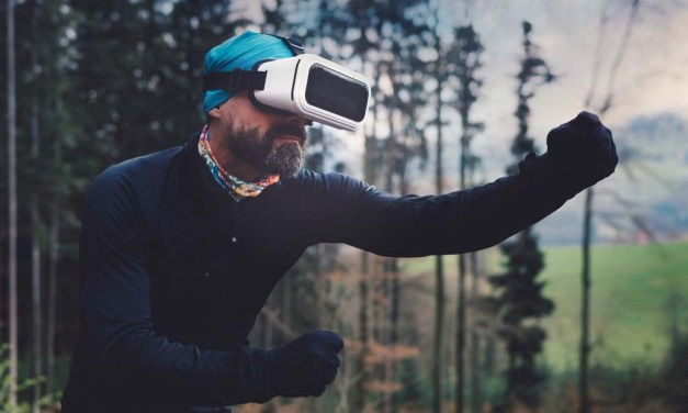 Virtual Reality can improve performance during exercise