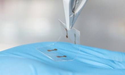Nano-thin flexible touchscreens