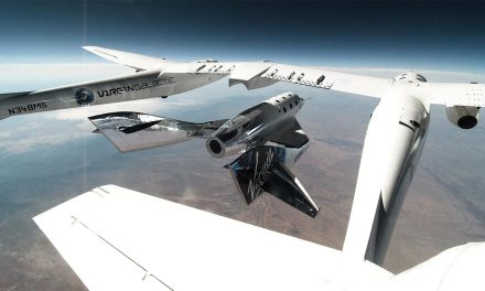 Virgin Galactic new contract
