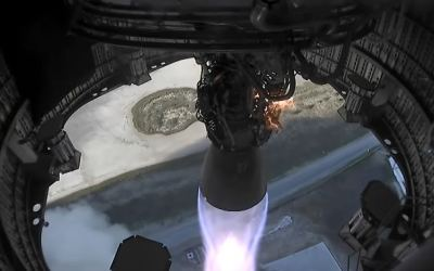 Starship SN5 Does A 150m Hop