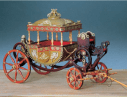 Amati's Royal Carriage Kit