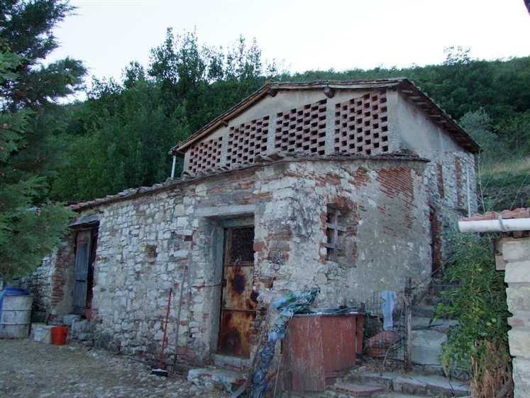 Rustico Casale In Vendita A Pontassieve Zona Santa Brigida Firenze Rif 0326 3