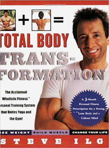 Steve Ilg's bestselling book