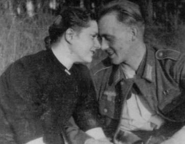 Josef und Paula Agethen - Kriegstage