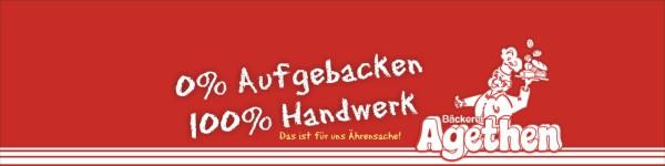 0% Aufgebacken vom Bäcker Agethen aus Oberhausen