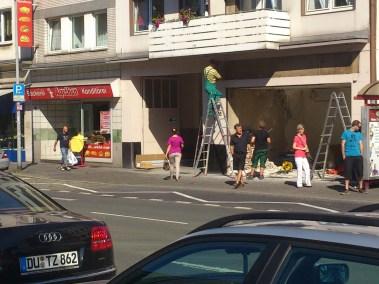 Bäckerei Agethen - Friedrich-Wilhelm-Straße 83 - Historie