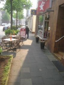 Alstadener Straße - Seitenansicht