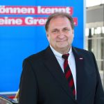 Der Präsident des deutschen Handwerks. (Foto: ZDH/Ortrud Stegner)