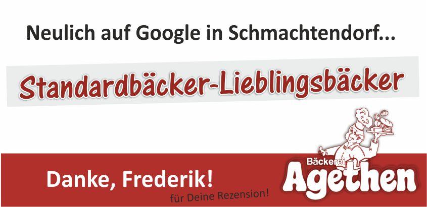 Neulich auf Google in Schmachtendorf….
