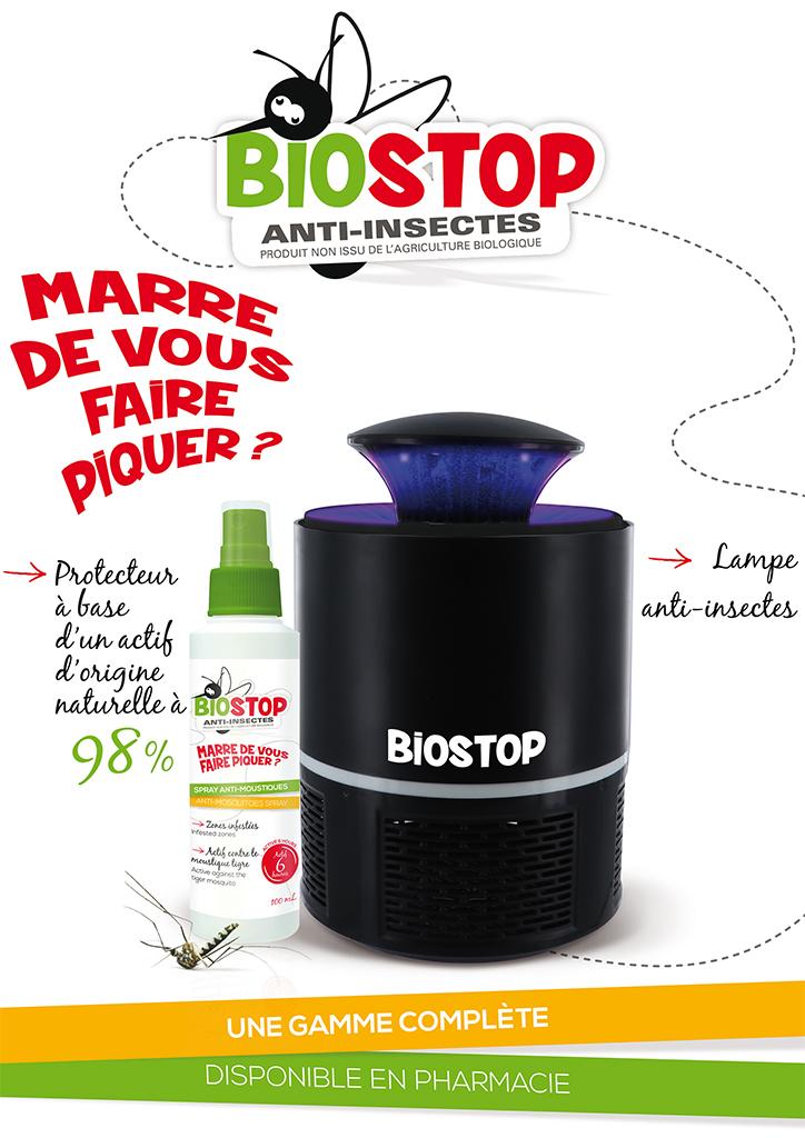Produits BIOSTOP
