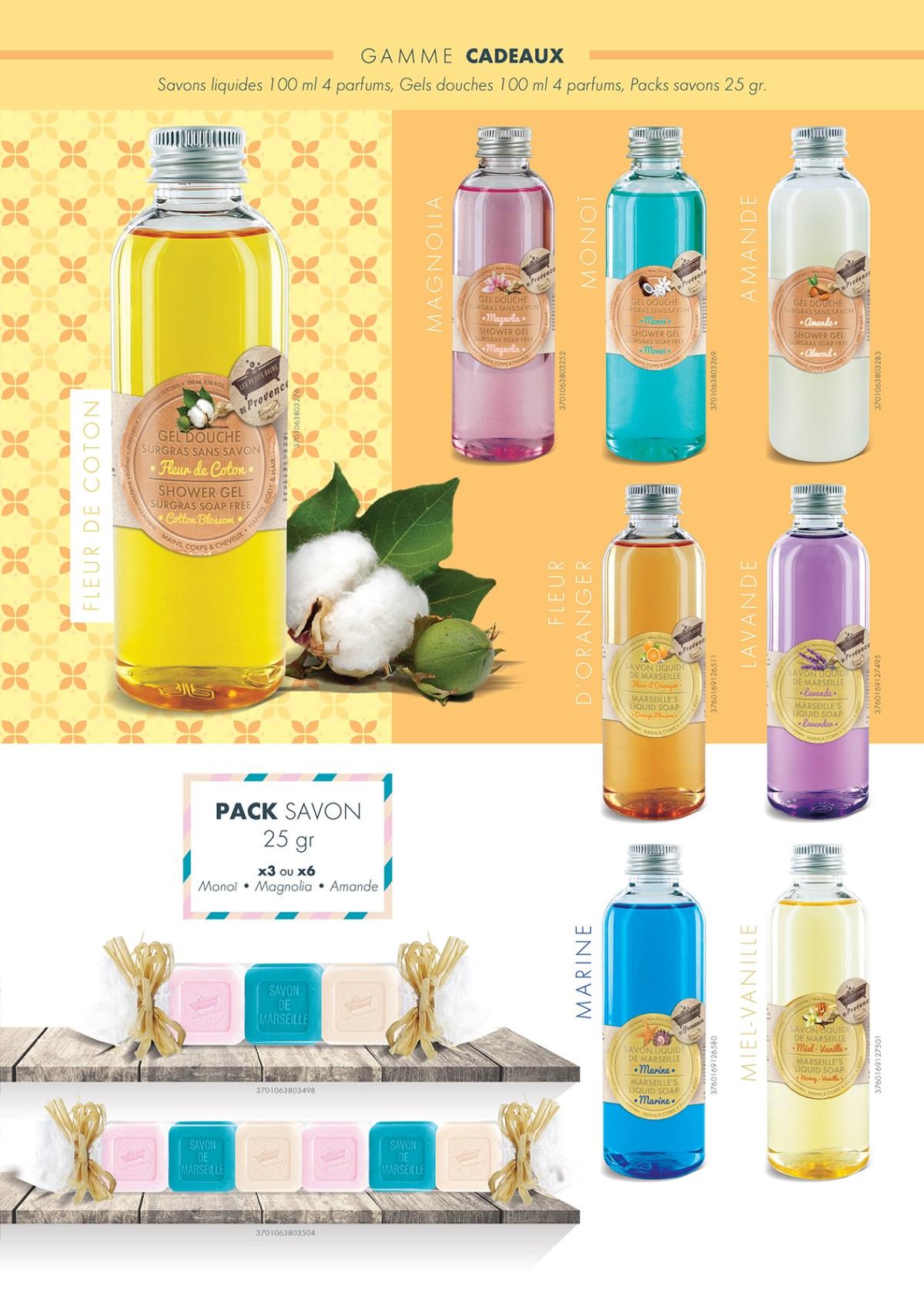 cadeau surprise savon produit