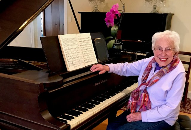 Aging Well CT - Spotlight on Alberta S. Elliott