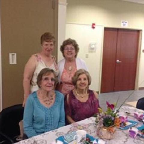 Brookfield Senior Center-Having Fun