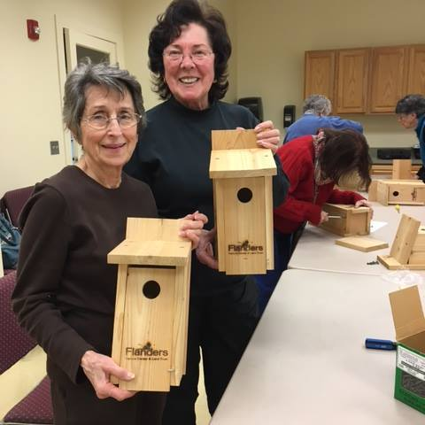Woodbury Senior Center-Arts & Crafts