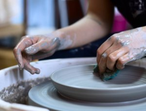 Senior Clay Sculpture Class @ New Milford Senior Center | New Milford | Connecticut | United States