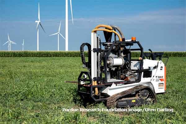 Soil Sampling Robots Offer Efficiency, Accuracy – AgFax