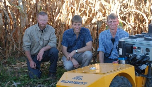 Farmers Beware: Robot Swarms Could be Taking Over Your Fields