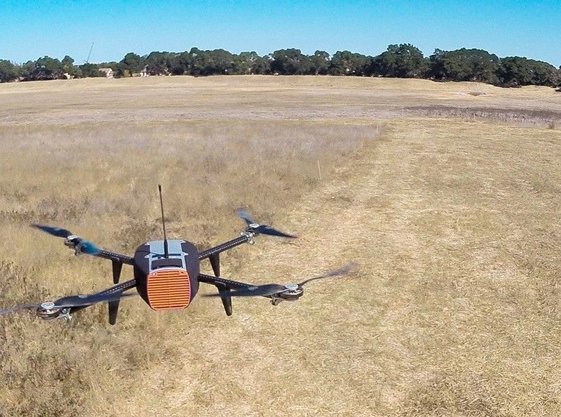 Kespry raises $10M for commercial-grade drone system