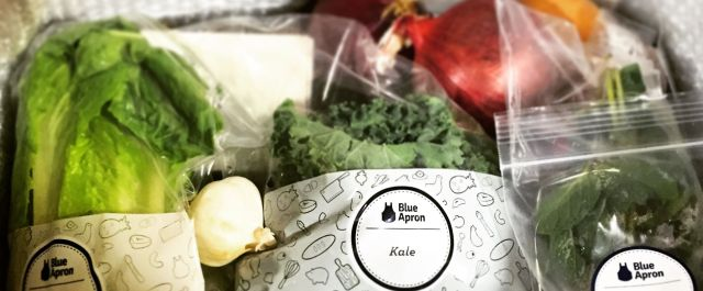 Meal Kit Maker Blue Apron Announces $135M Dollar Deal