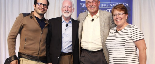 Forbes Reporter Dan Alexander Shares His Thoughts on the Reinventing America AgTech Summit