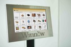 Winnow touch screen pad