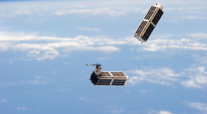 Planet Labs' Schacht Discusses Satellite Imagery Analysis and Integrating RapidEye
