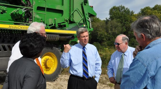 Secretary of Ag Vilsack on Launch of First Agtech RBIC with Open Prairie Ventures