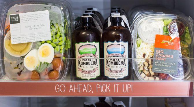 Byte Foods Acquires Smart Fridge Kiosk Company Pantry
