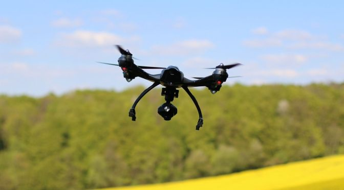 Airware's Commercial Drone Fund Invests in Raptor Maps