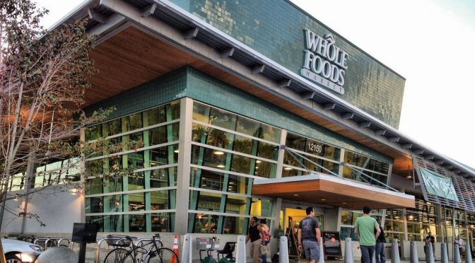 Ex-Whole Foods Employee: Amazon Tech Offers Beleaguered Brand Reset Button