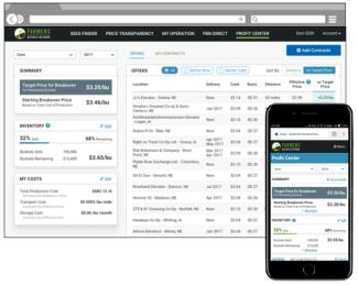 FBN Crop Marketing Platform