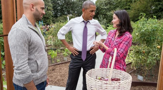 What Does Obama Think About Food Tech? Former Chef & Advisor Sam Kass Tells Us