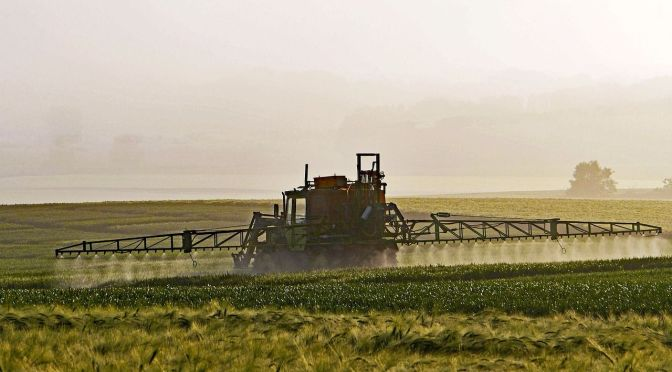Crop Protection: Biologicals vs Chemicals?