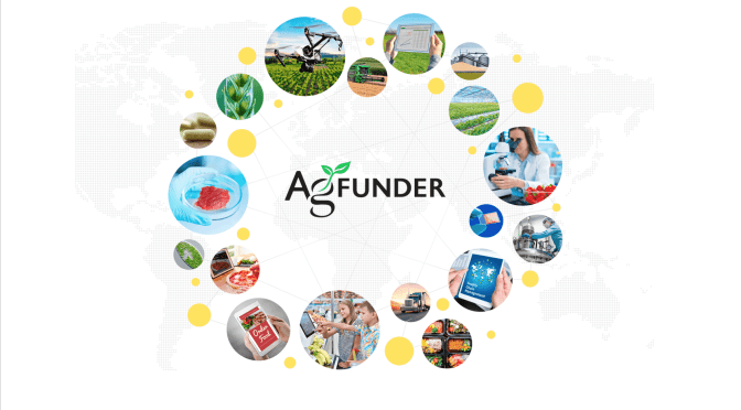AgFunder Closes First in Series of Food & Ag Tech Funds enabled by AI